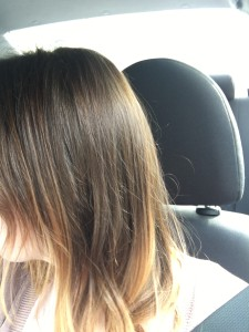 AFTER: New Hair - Balyage