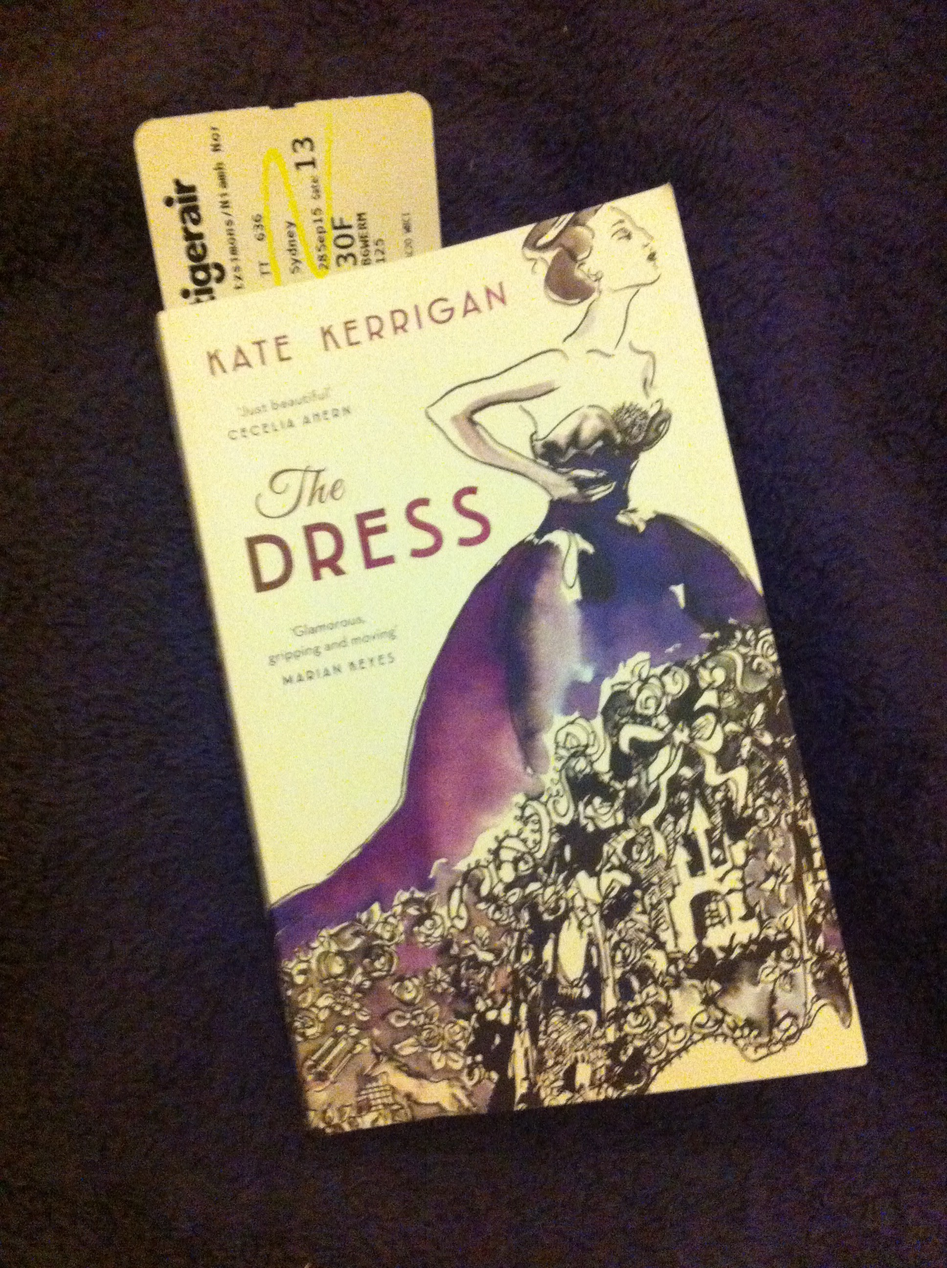 Book Review: The Dress by Kate Kerrigan