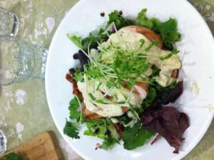 Chicken Salad - Monkey Nut- Adelaide