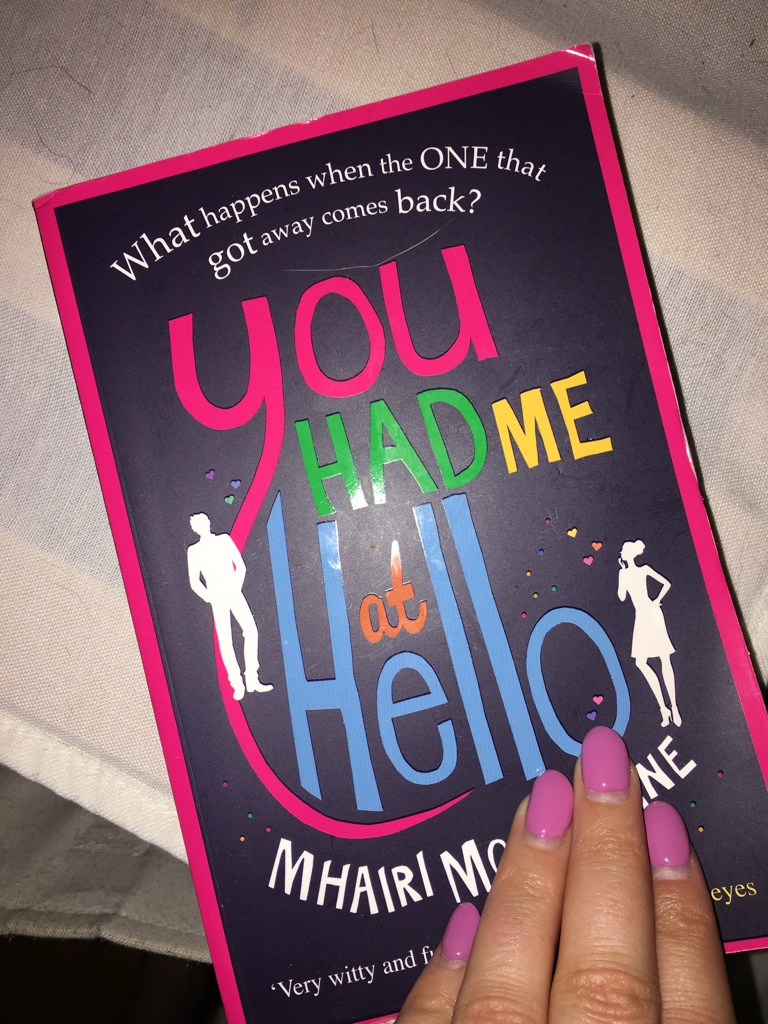Book Review: You Had Me At Hello By Mhairi McFarlane