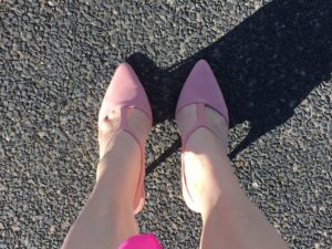 What I Wore : Summer Party Outfit : New Look Shoes