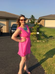 What I Wore : Summer Party Outfit
