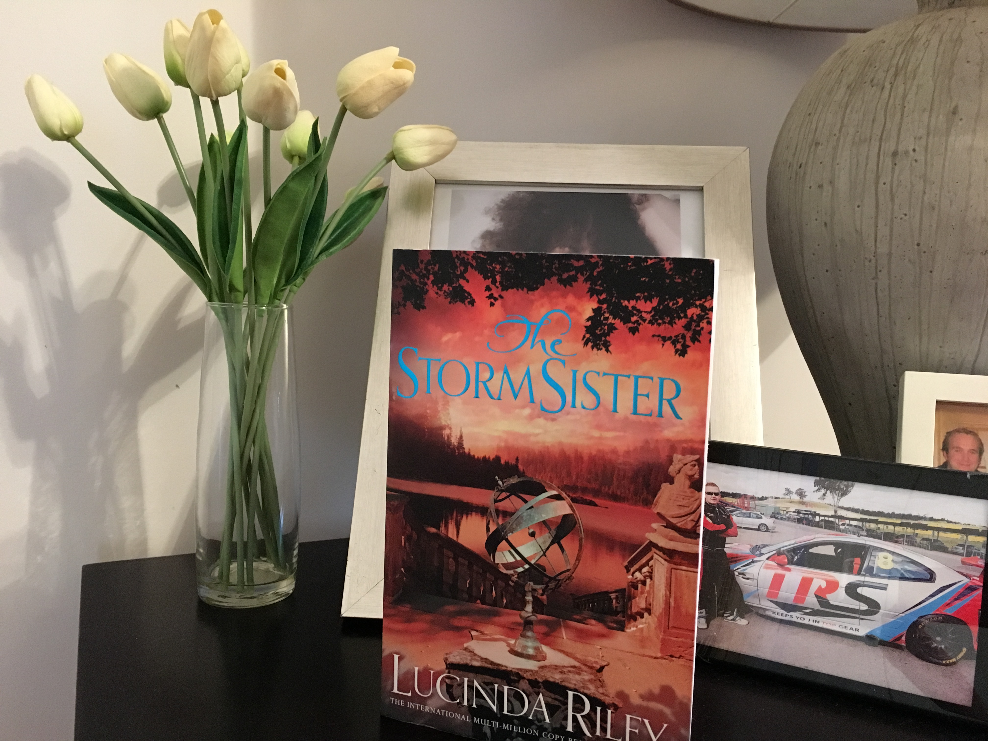 BOOK REVIEW: The Storm Sister by Lucinda Riley