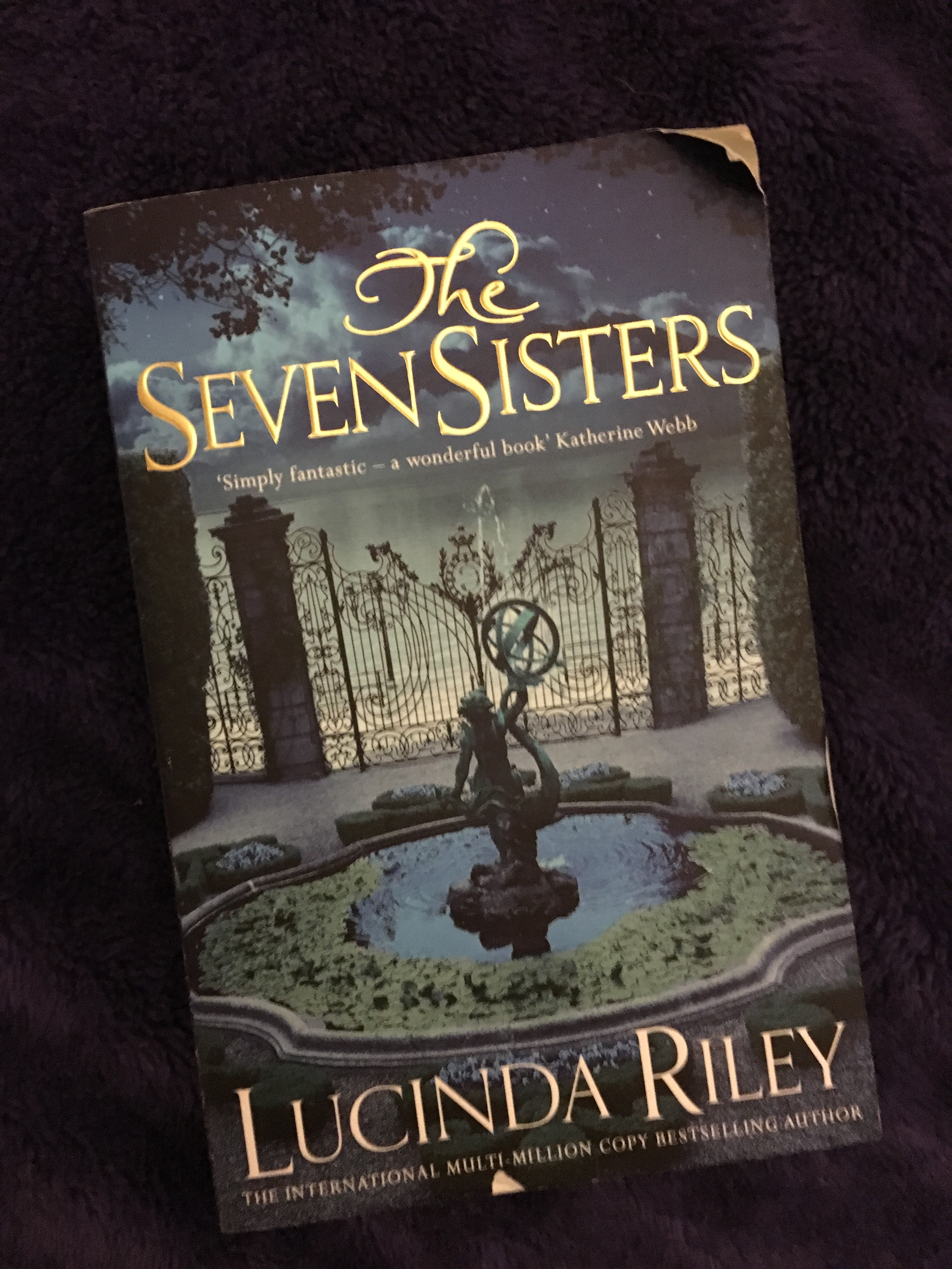 BOOK REVIEW: The Seven Sisters