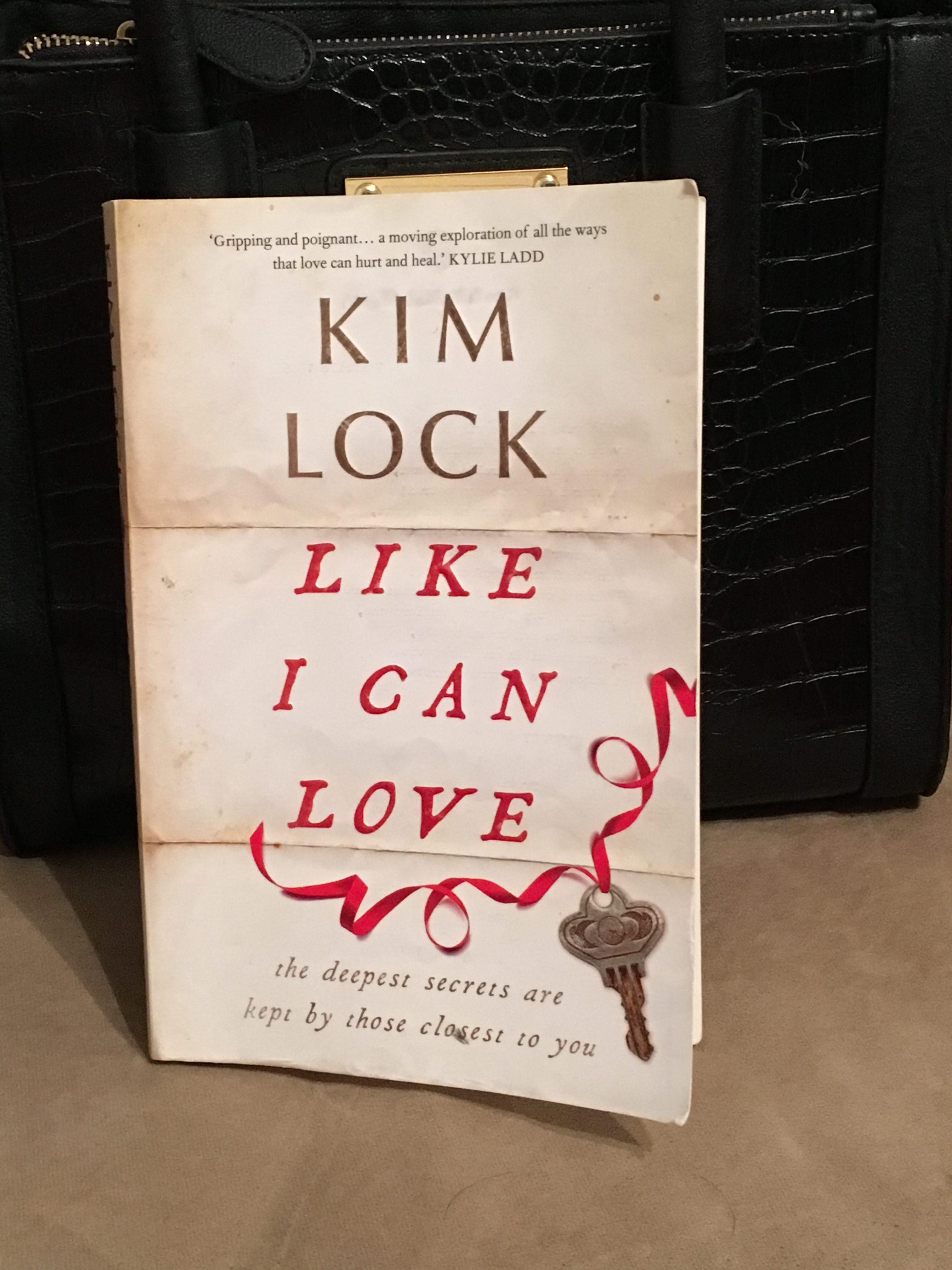 Kim Lock 'Like I Can Love'