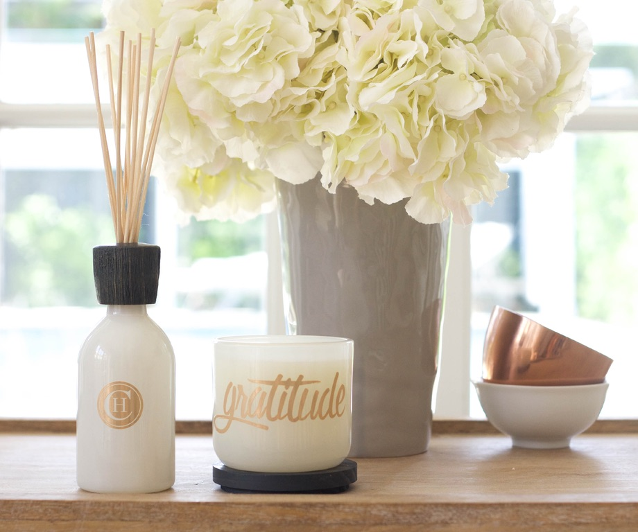 WIN A LIMITED EDITION GRATITUDE CANDLE PACK