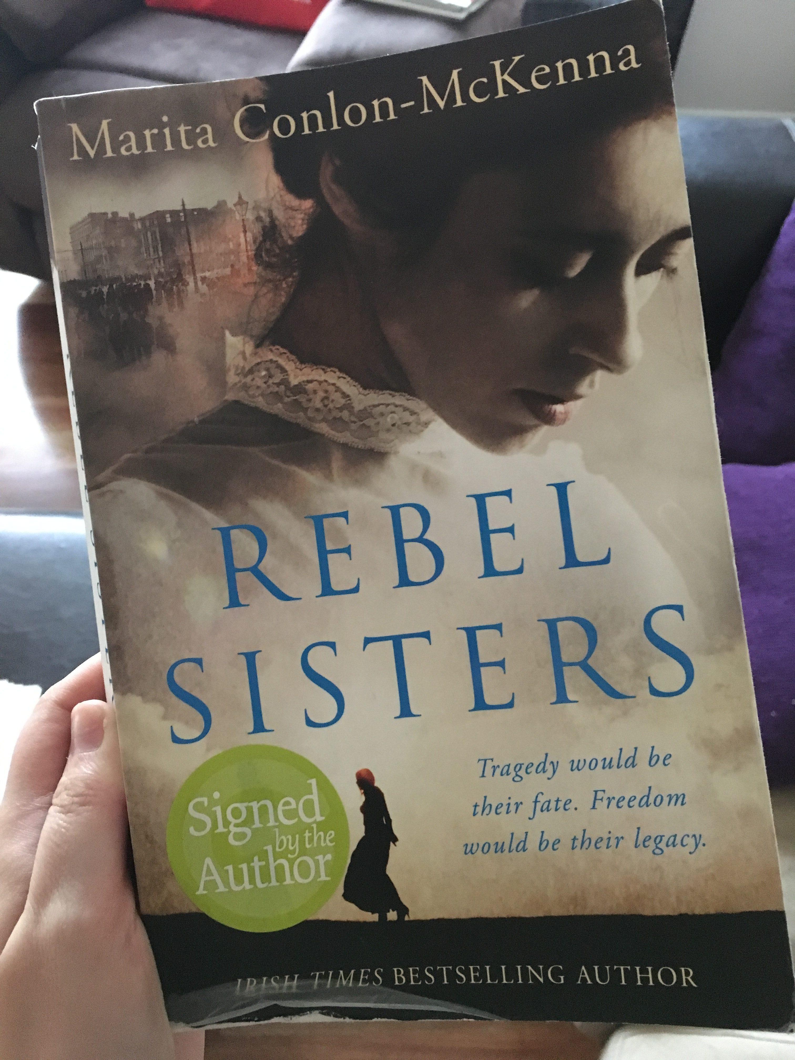 BOOK REVIEW: Rebel Sisters